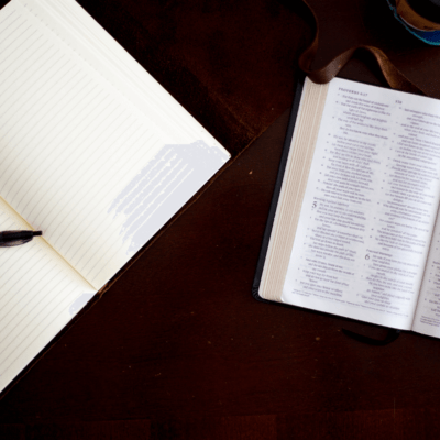 Surviving the Struggle for Quiet Time – 4 Simple Ways to Connect with God Daily
