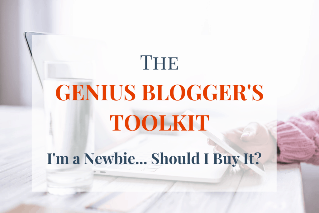 genius bloggers toolkit should I buy it