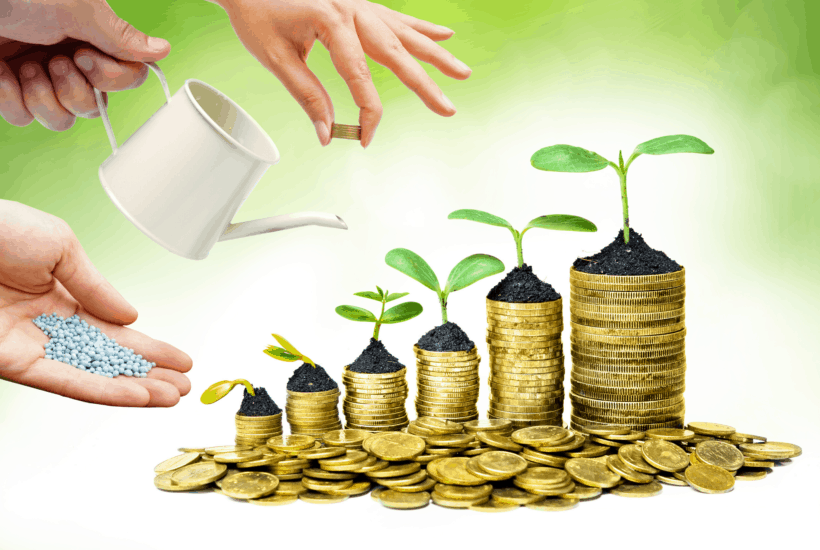 build businesses to create wealth for the Kingdom of God