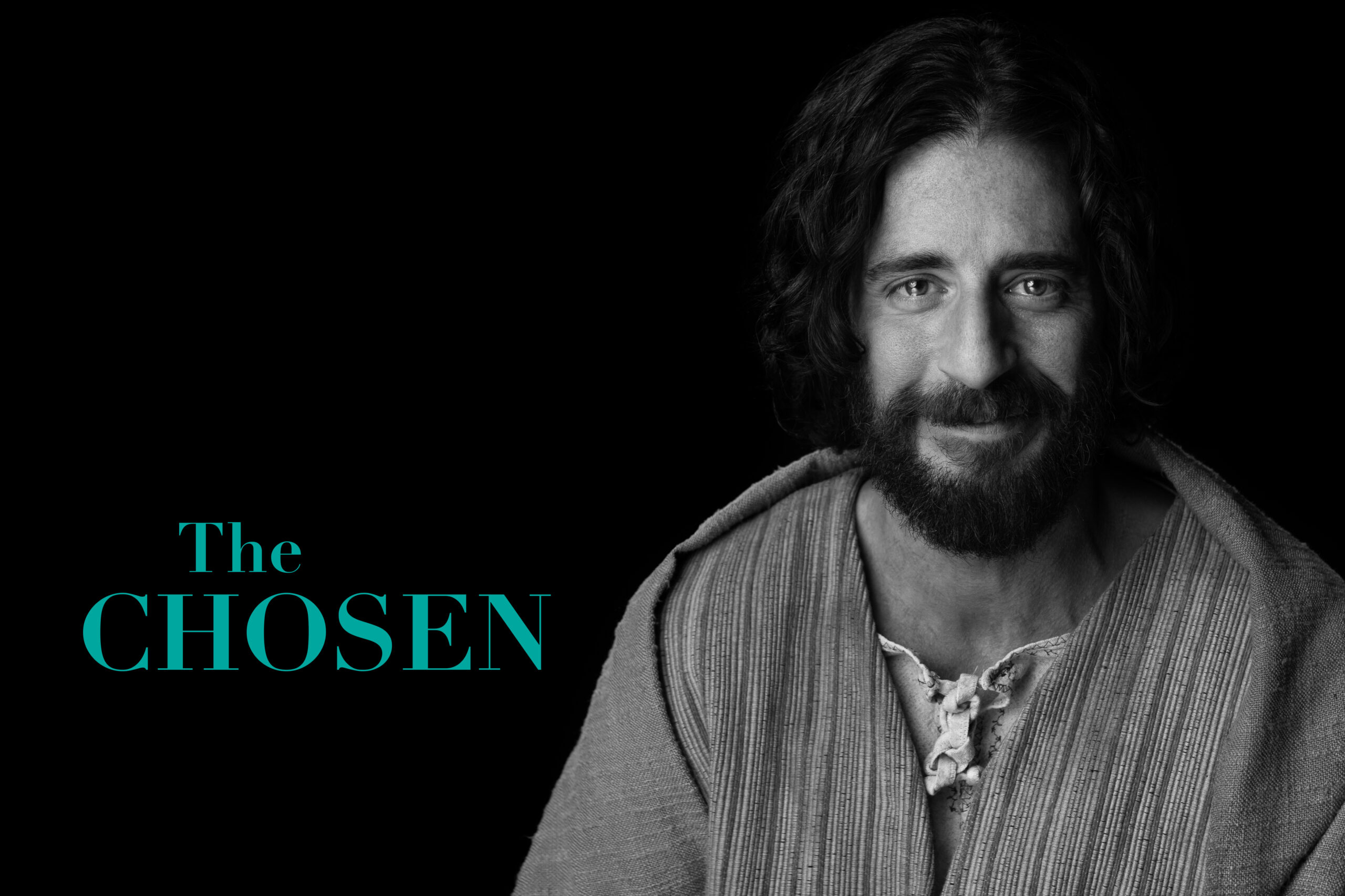 Jonathan Roumie as Jesus in The Chosen TV Series